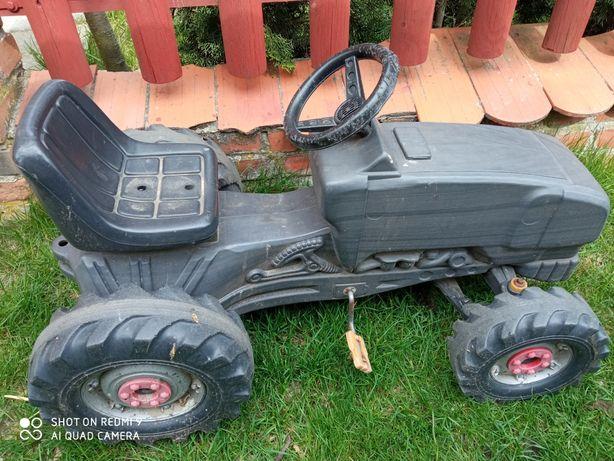 Traktor duży dla chłopca