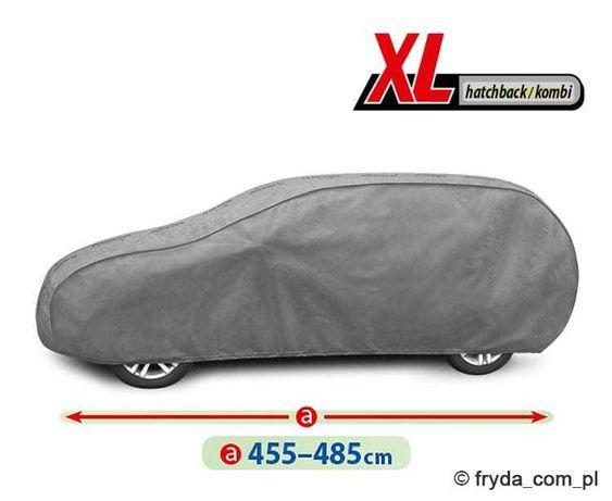 Plandeka pokrowiec na VW Passat oddychająca paroprzepuszczalna