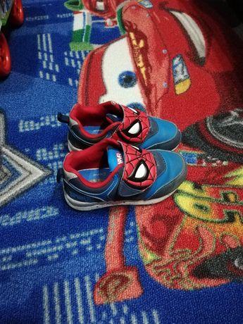 Buty chłopięce Spiderman marvel