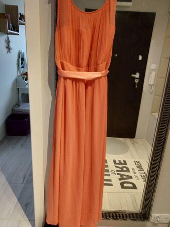 Sukienka maxi rozmiar 56