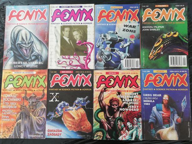 FENIX Fantasy Sci-fi Horror 30 TOMÓW! Rok 1994/1997!Unikat!