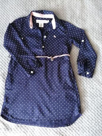 Sukienka Dziewczęca H&M Rozmiar 104