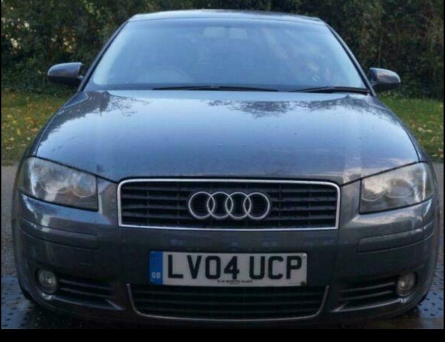 Zderzak przód, Maska, Pas przedni Audi A3 8P nr Lakieru: LX7Z Kraśnik - image 1