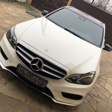 Mercedes-Benz E250 AMG 2013