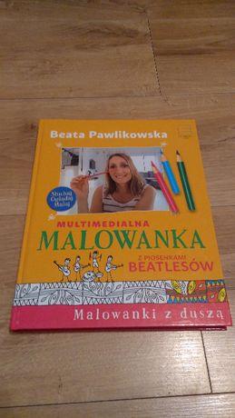 Malowanki z duszą Beata Pawlikowska