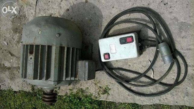 silnik elektryczny na siłę