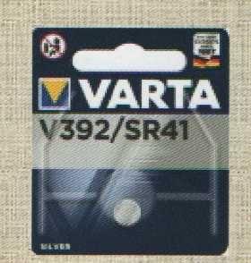 Pilha VARTA AG3-LR41