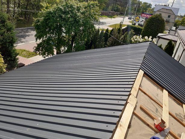 Pokrycja dachy