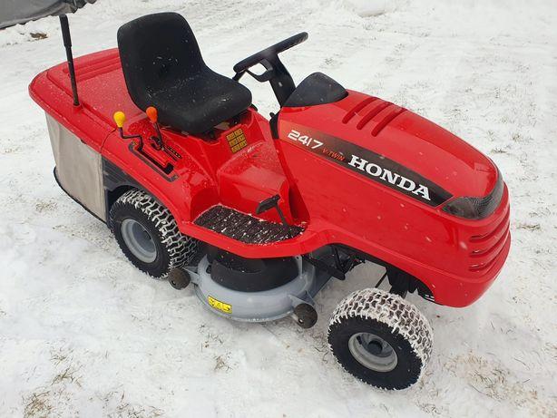 Traktorek kosiarka HONDA 2417 17KM v2 manualna skrzynia POLECAM