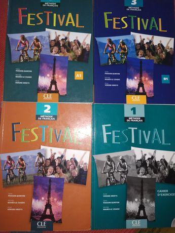 Festival Français 1,2,3