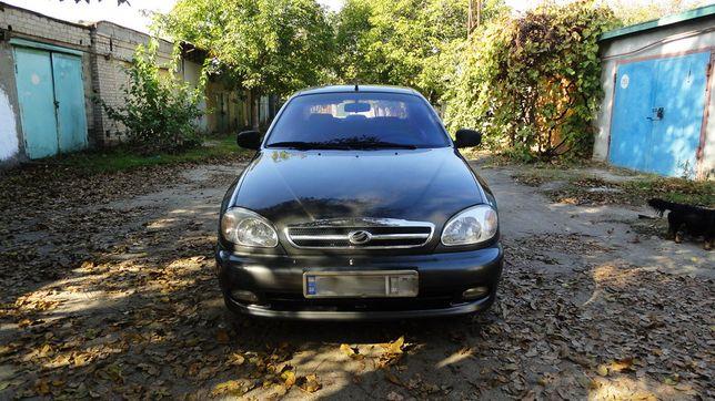 Продам автомобиль ЗАЗ Sens 2012 года в отличном состоянии.