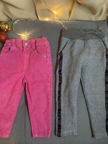 Штаны, джинсы на 12-18 мес. Цена за все.