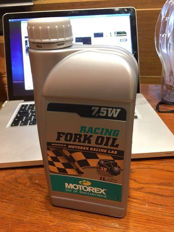 Olej do amortyzatora Motorex Racing Fork 7,5W fox marzocchi rock shox
