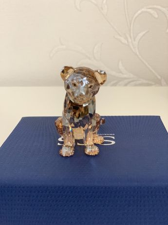 Фигурка Swarovski lion