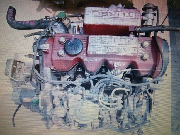 Головка Daihatsu Charade 1.0D TD