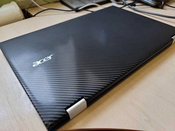 Ноутбук трансформер на i7 Acer spin 3 sp315-51