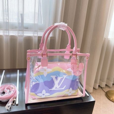 Torba Louis Vuitton Pastelowa