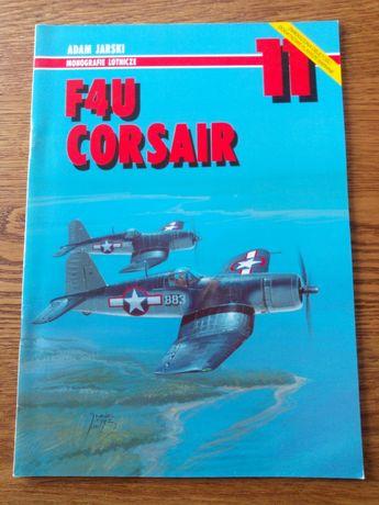 Monografie lotnicze nr 11 F4U Corsair