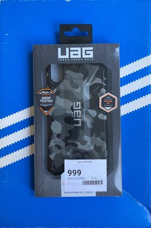 Чехол для айфона/iphone XR urban armor gear/uag
