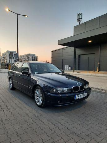 BMW E39 3.0i M54B30 GAZ 2003R