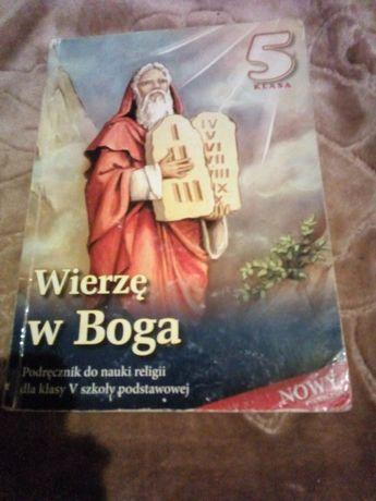 Podręcznik do religii Wierzę w Boga klasa 5