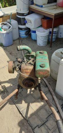 Motor  de rega agrícola