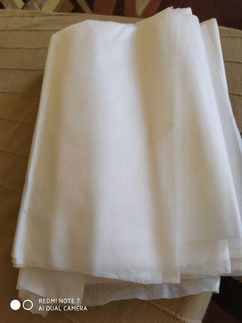 Wigofil flizelina biała 40g/M2 biała 3 mb