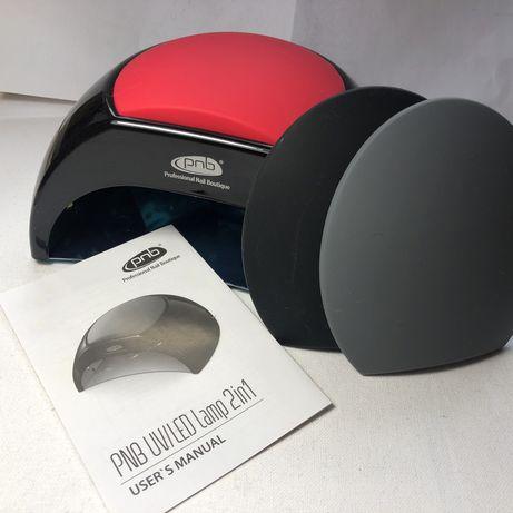 Светодиодный UVLED аппарат PNB 48 Ватт черный (лампа для гель лака)