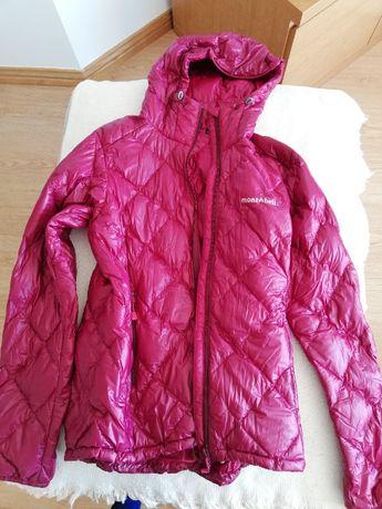 Casaco feminino térmico trekking/caminhada Montbell
