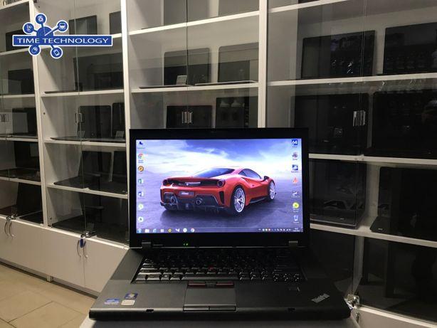 Ноутбук Lenovo Thinkpad T520 з Європи [Сore i5] Нова Батерея Куліша 22