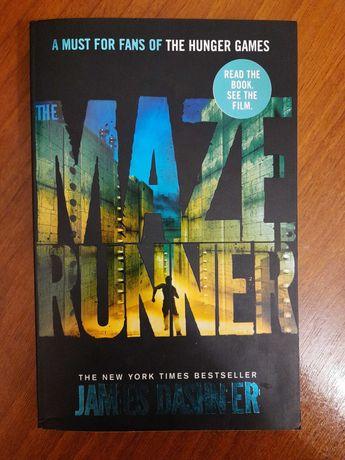 Книга Maze Runner на англ. мові