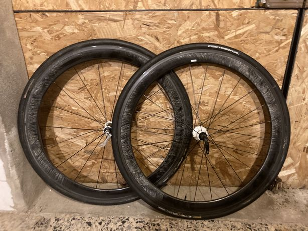 Rodas carbono 50 perfil