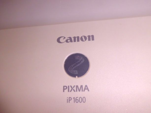 Продам принтер canon pixma ip-1600