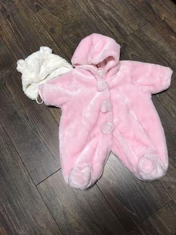 Детский зимний костюмчик