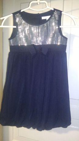 Нарядное, модное платье,сукня 2-3 г Лол