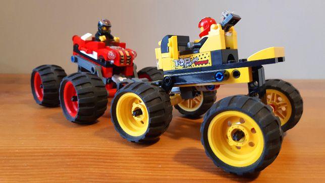 Lego Racers 9093 + 9092