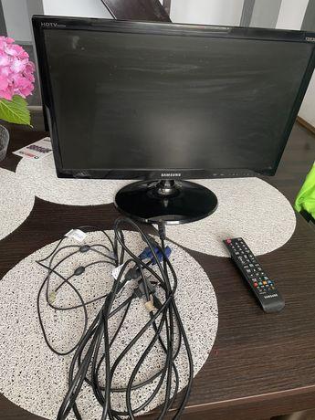 Monitor Samsung T22C300 z funkcją TV