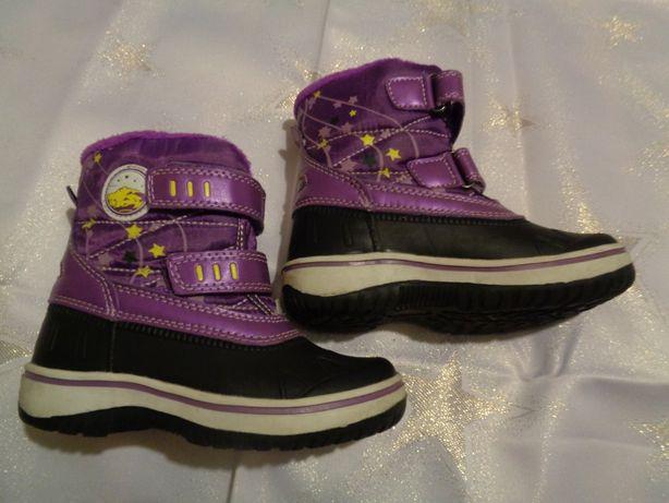 buty zimowe śniegowce decathlon roz.25.urodziny prezent
