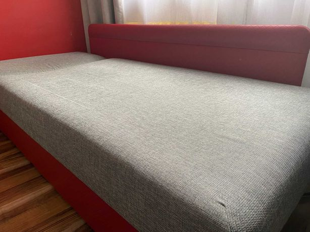 Sprzedam łóżko (tapczan)
