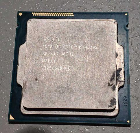 Intel Core i5 4570s 4-ядра 65Вт сокет 1150