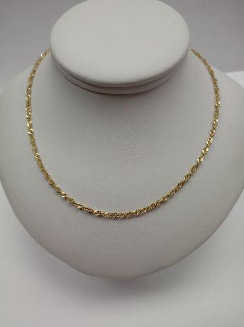 Złoty łańcuszek pr. 585