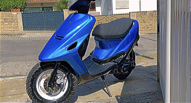 Scooter Yamaha 50cc rara
