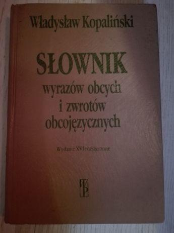 Słownik wyrazów obcych... W. Kopaliński