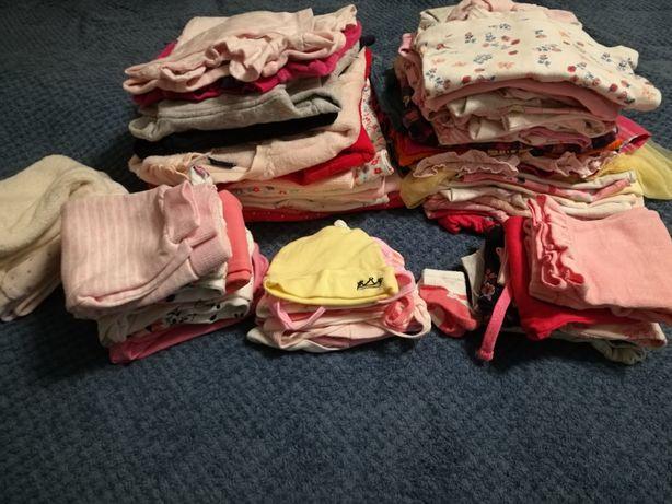 Sprzedam ubranka dla dziewczynki niemowlaka