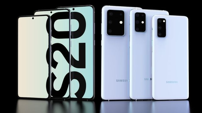 Szybka + wymiana gratis! | Samsung S20, PLUS, ULTRA | GDAŃSK
