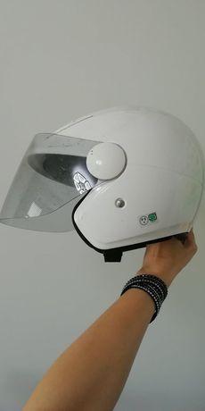 Суперский шлем с визором Yamaha в отличном состоянии из Японии