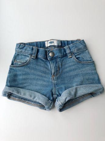 Шорты джинсовые, шорти джинсові old navy 98 3 лет