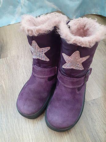 Superfit,   сапожки,  ботинки. Зима.