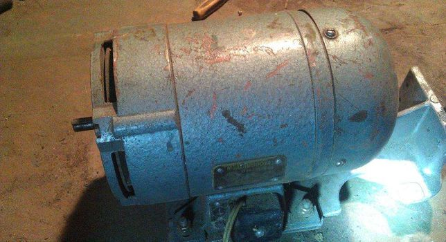 эл.двигатель 2.2 квт 2800 об