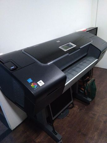 "Impressora Plotter HP DesignJet Z3200ps de 610 mm (24"") (Q6720B)"